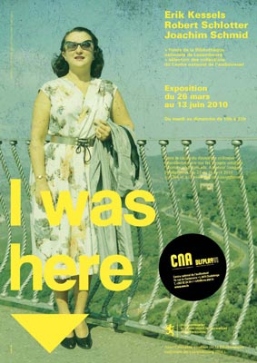 I was here - CNA Dudelange / Luxembourg