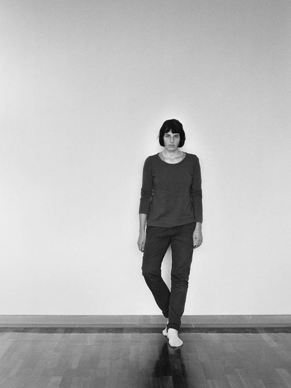 Esther Kläs, Kunsthalle Bielefeld, March 2015