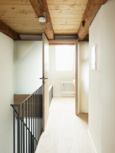 House Rank Lichtenberg Obfr - Huettner Architects
