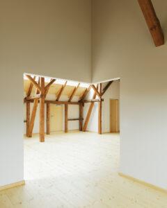 Barn Rudolph Mitwitz, Germany - Huettner Architects