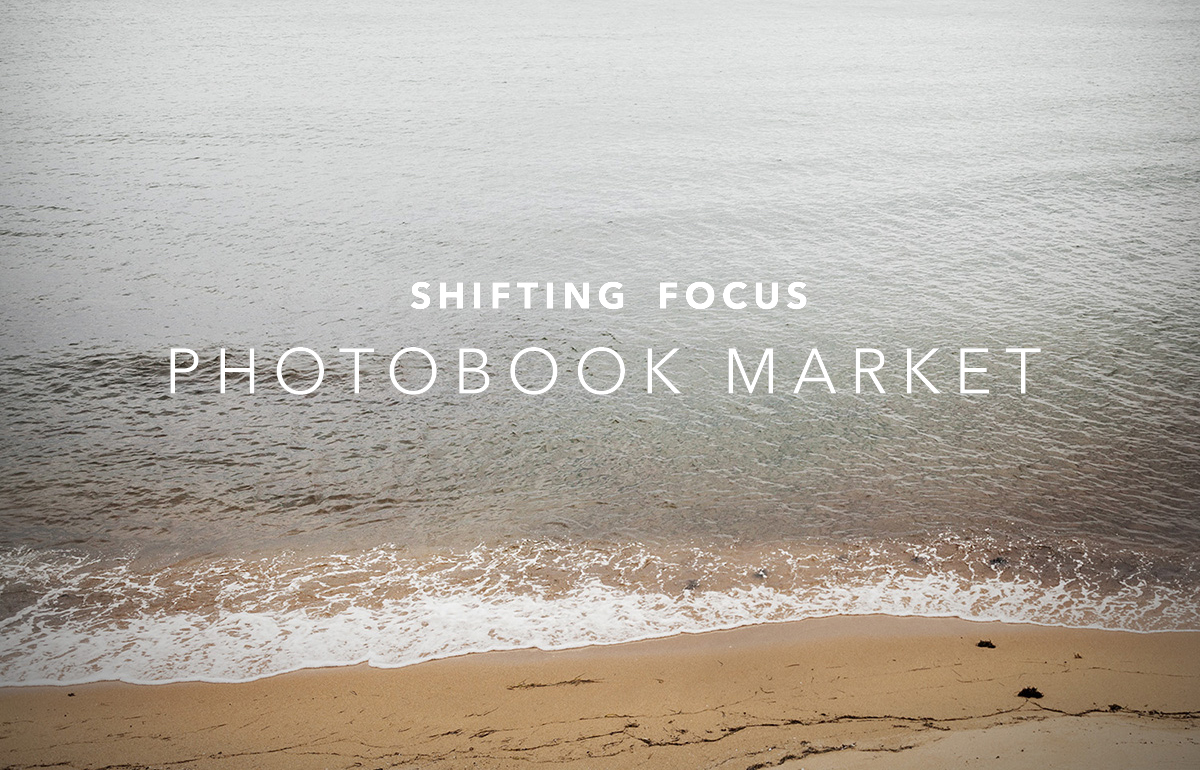 shifting focus photobook market