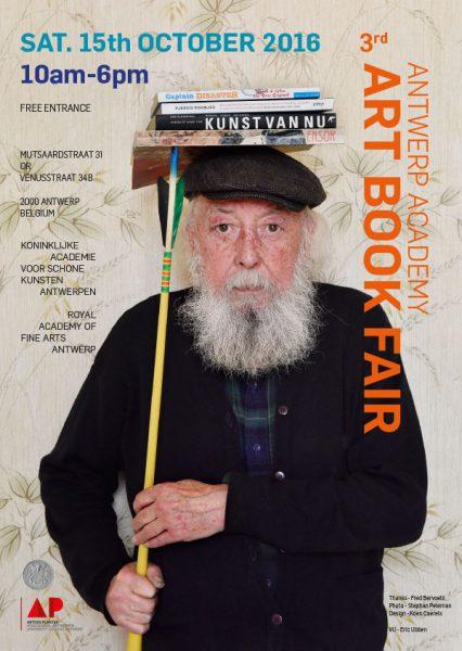 Antwerp Academy Art Book Fair