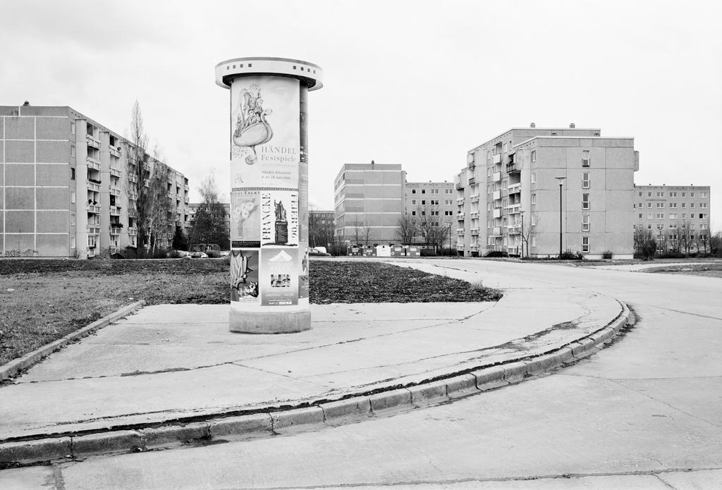 Halle-Silberhöhe