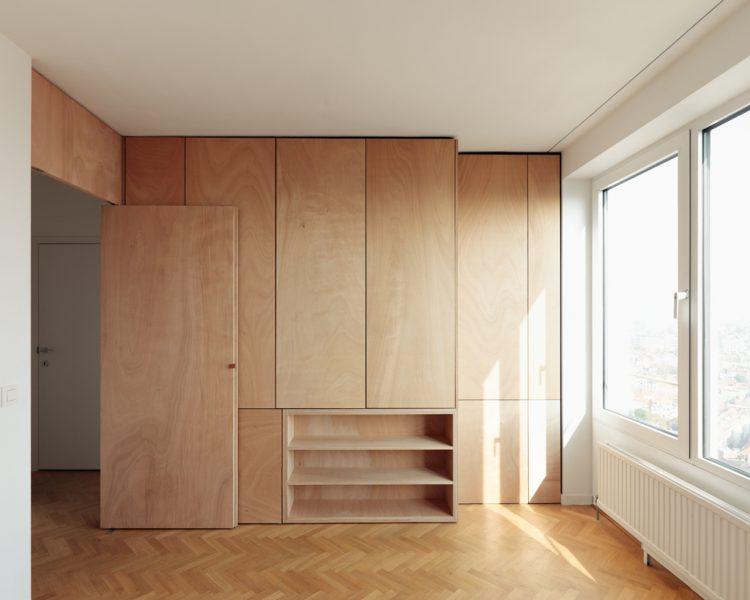 Apartment Madou - Jan de Moffarts
