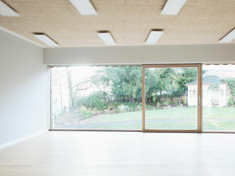 Villa Weiss, Helmbrechts — conference room