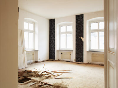 Villa Weiss, Helmbrechts — construction phase