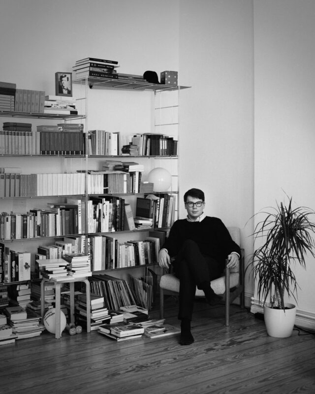 Nils Emmerichs, Berlin, January 2019