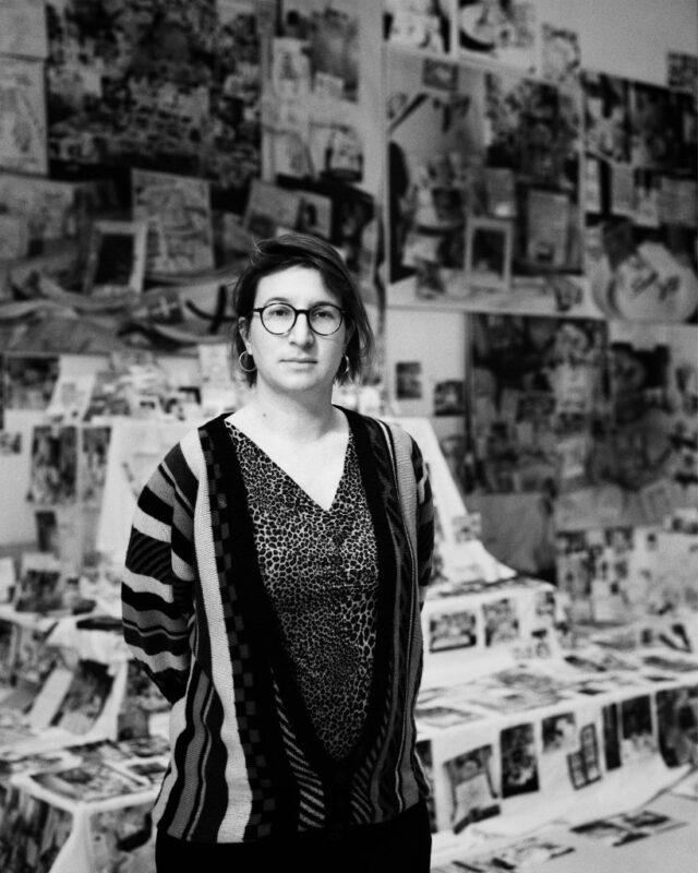 Meta Marina Beeck, Kunsthalle Bielefeld, March 2019