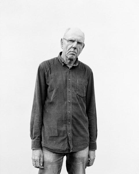 Wolfgang Baumann, Reestow, Usedom, August 2019