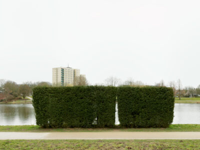 Aasee Münster, Weniger wild als andere / Less Sauvage than Others, Rosemarie Trockel, 2007
