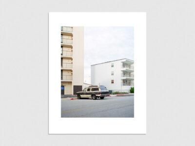 Ocean City #2, Pigment Print