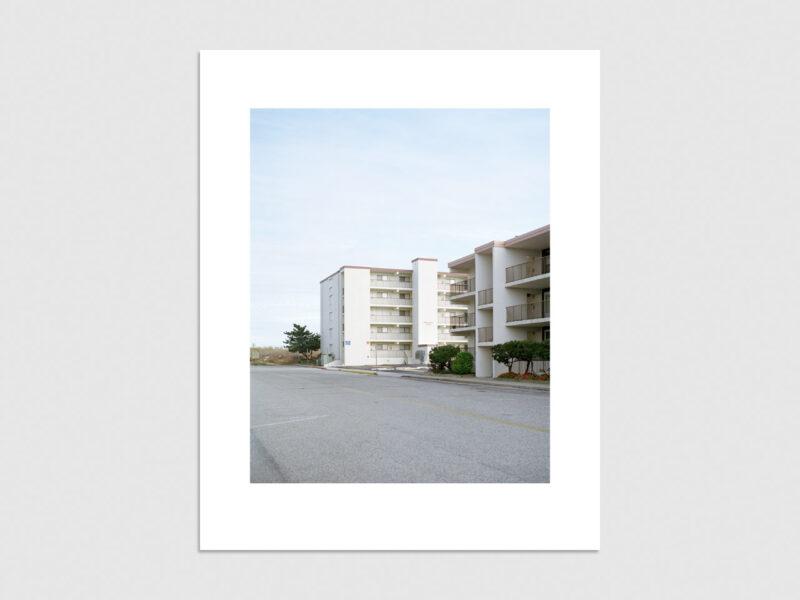 Ocean City #3, Pigment Print