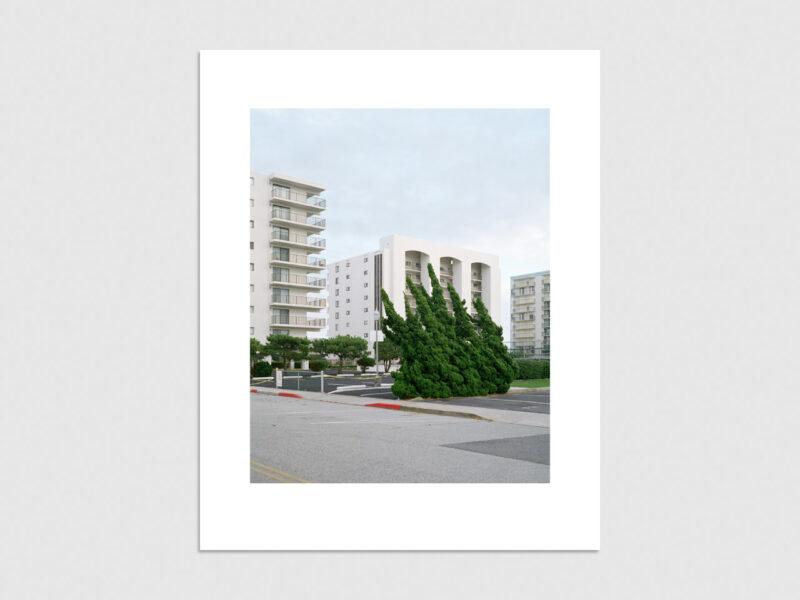 Ocean City #4, Pigment Print